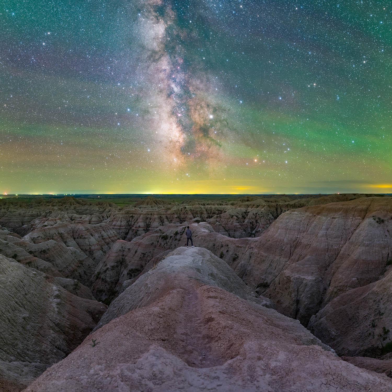 «Космические обои»: названы финалисты «Астрономического фотографа года»