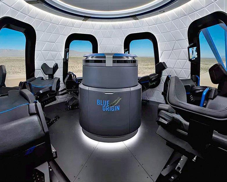 Стала известна стоимость билетов в космос от Blue Origin. Начинайте копить: это ваш единственный шанс