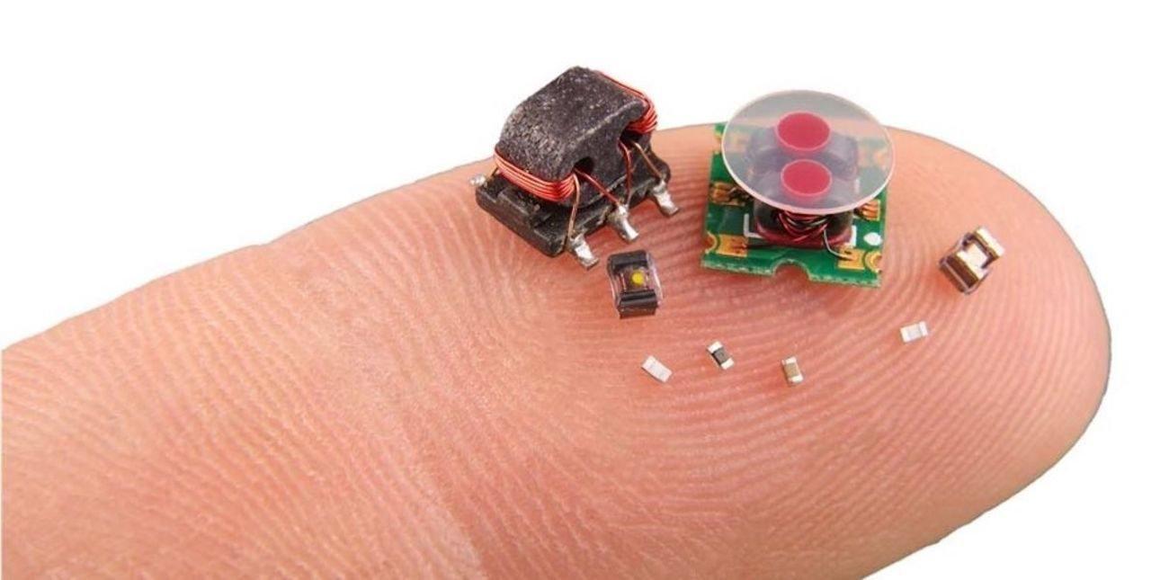 SHRIMP: крошечные роботы-спасатели от DARPA