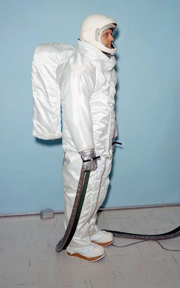 #галерея | Подготовка к первой пилотируемой миссии на Луну. Как это было