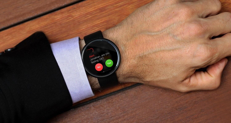 Новые умные часы созданы специально для спасения жизни