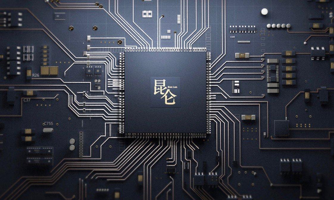 «Китайский Google» представил свой первый чип для искусственного интеллекта. Началось?