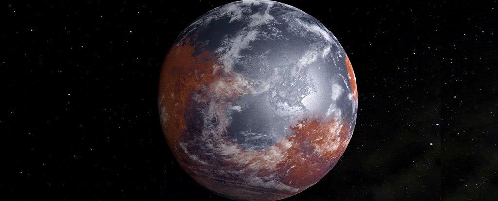 Терраформирование Марса невозможно. Для этого у Красной планеты нахватает углерода
