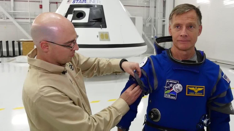 Астронавт NASA поделилась впечатлениями от скафандров Boeing и SpaceX