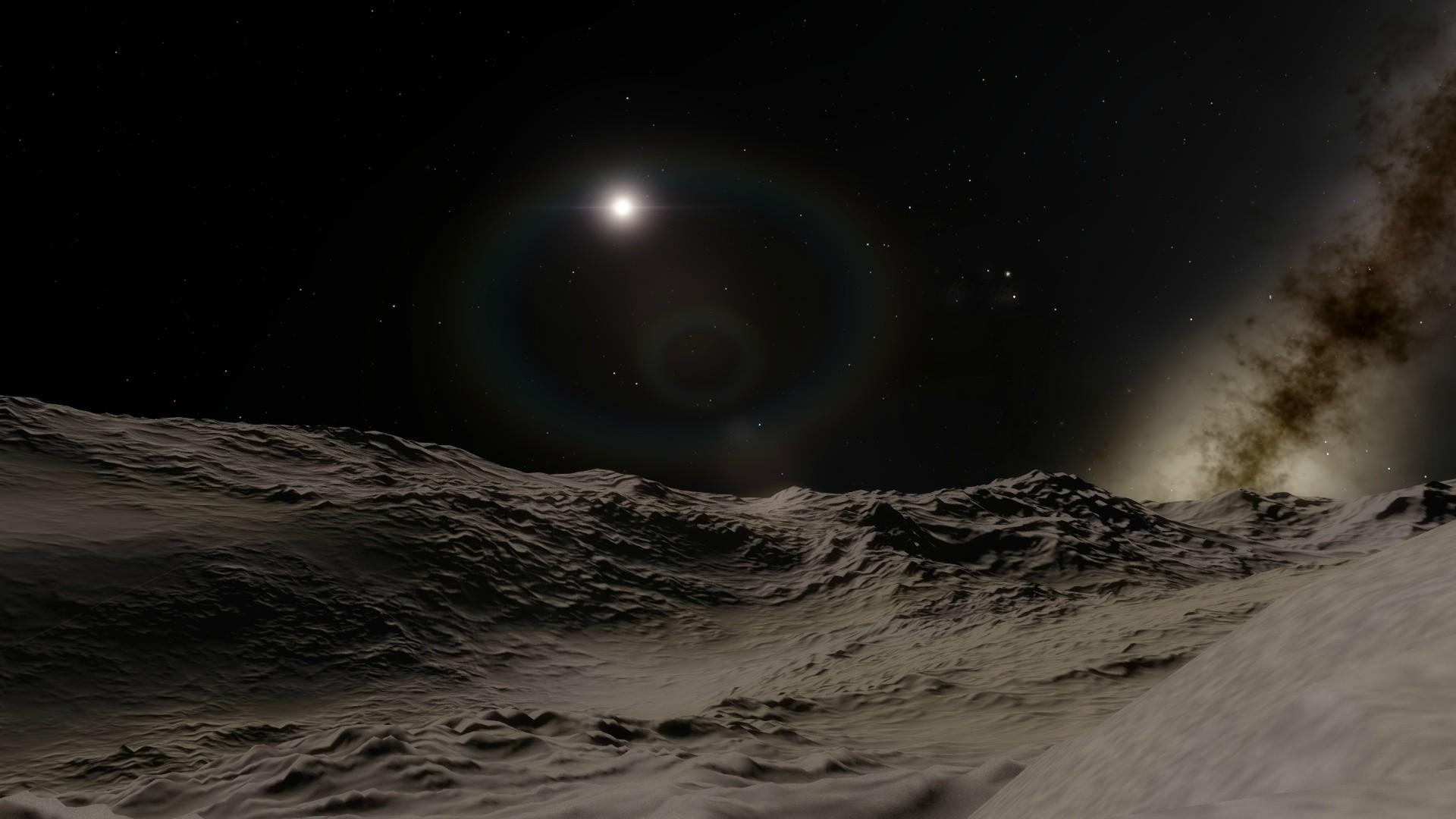 Кто деформировал внешнюю Солнечную систему: звезда-вторженец или «девятая планета»?