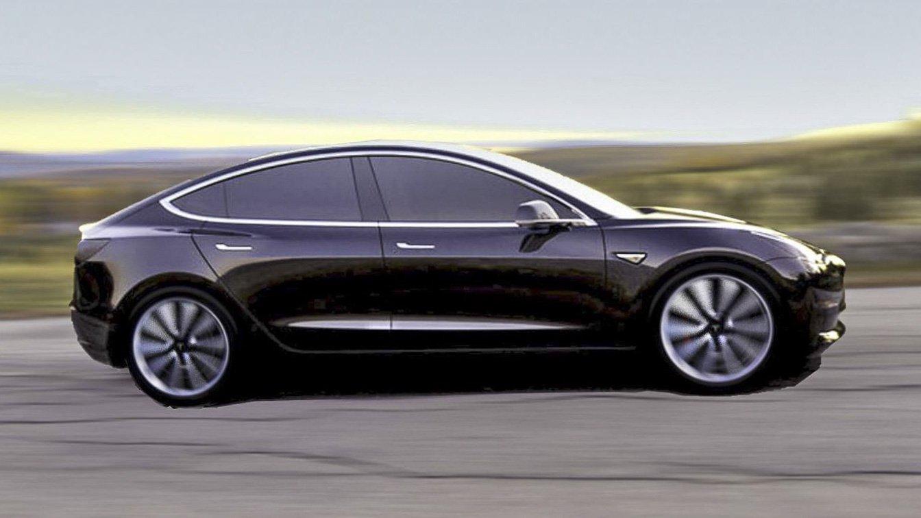Tesla Model 3 оказалась намного прибыльнее других электромобилей