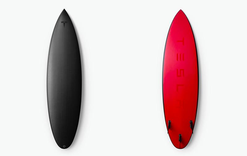Tesla делает доску для серфинга за 1500 долларов?