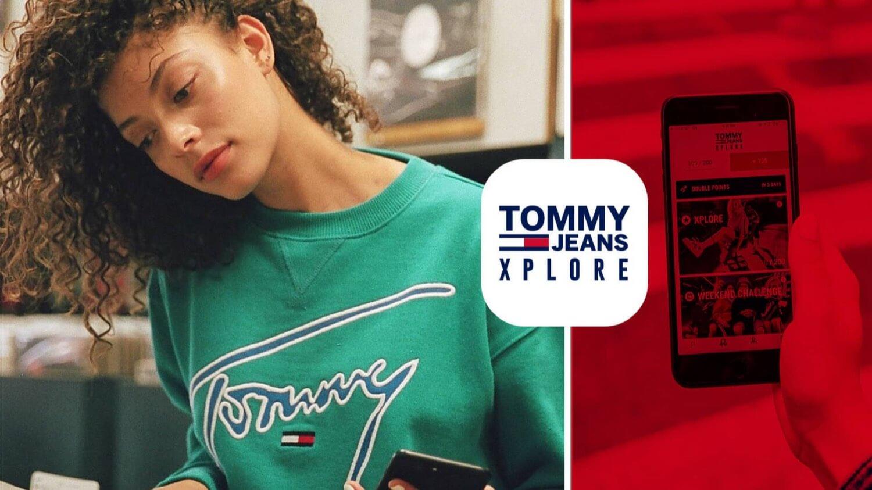 Tommy Hilfiger выпустила одежду, которая знает где и как часто ее носят