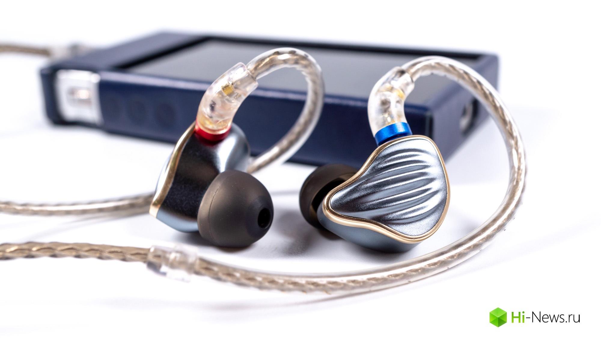 Обзор наушников FiiO FH5 — технологии, стиль и звук