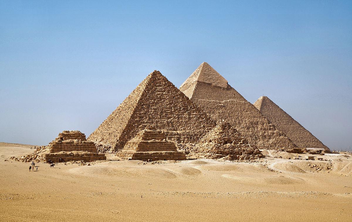 Египетская сила: Великая пирамида Гизы концентрирует электромагнитную энергию