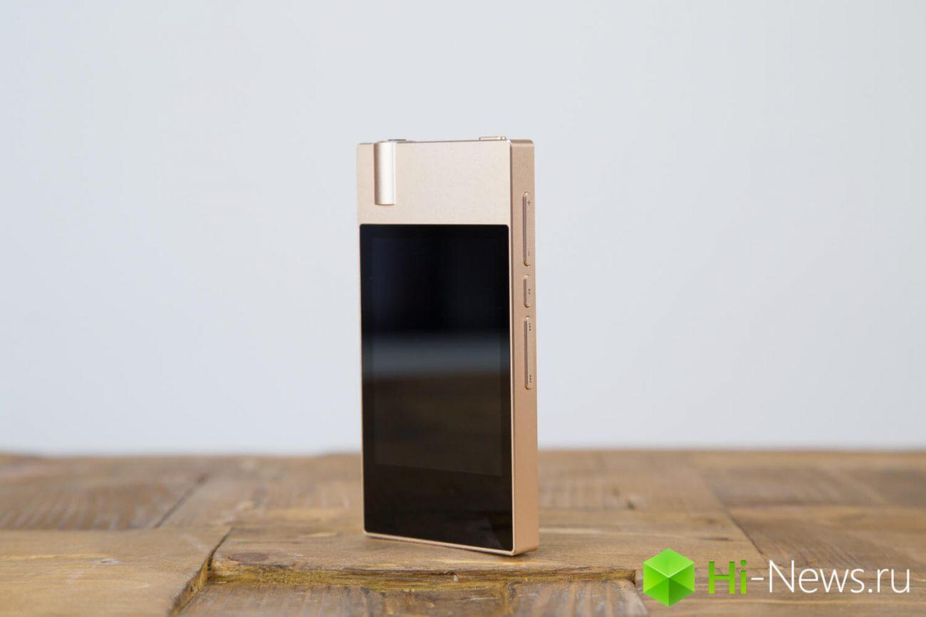 Алюминиевый Hi-Fi слиток: COWON PLENUE J