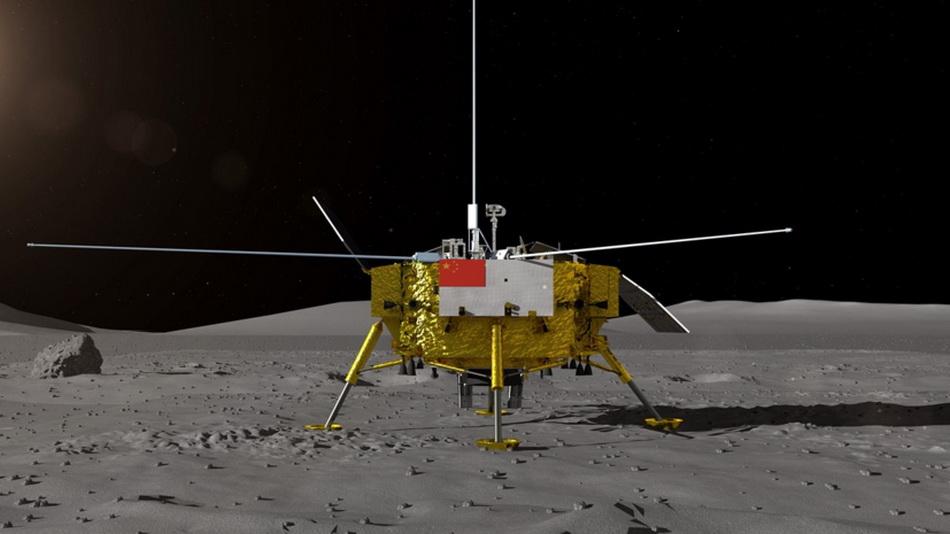 Китай рассказал о луноходе «Чанъэ-4», который отправится на обратную сторону Луны