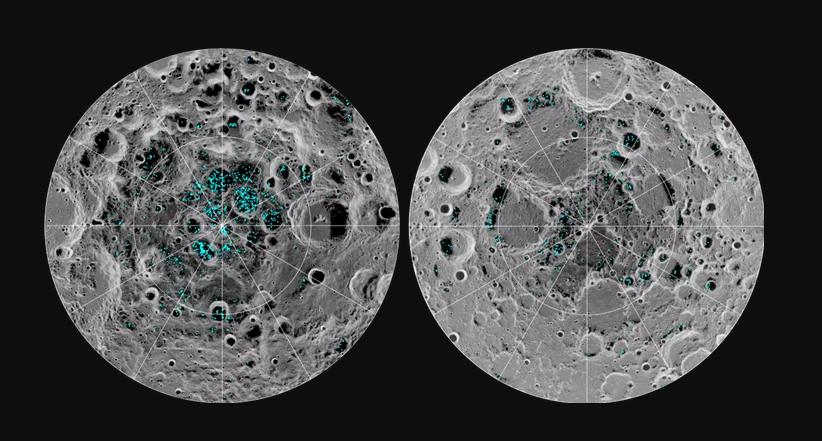 Добыча воды на Луне откроет для нас космос. Не верите?