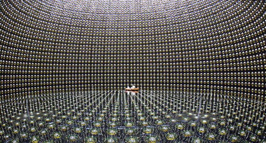Призрачные антинейтрино смогут выявить тайные ядерные испытания