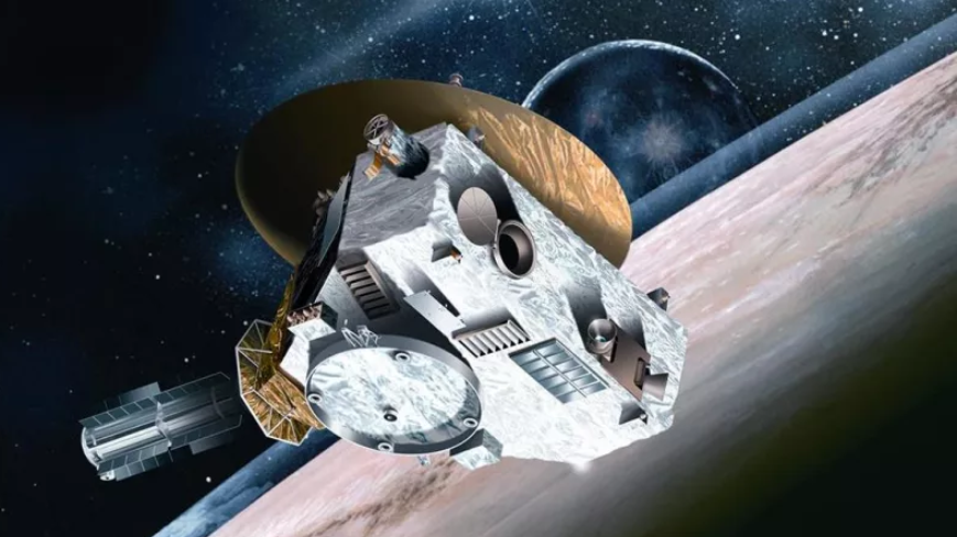 Зонд «Новые горизонты» увидел возможную водородную стену в конце Солнечной системы