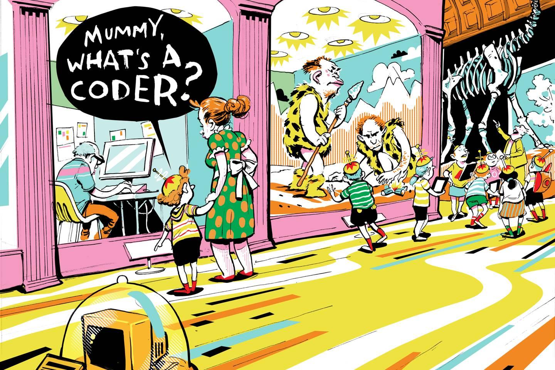 Что будет ждать человечество в 2050 году? К чему готовить своих детей?