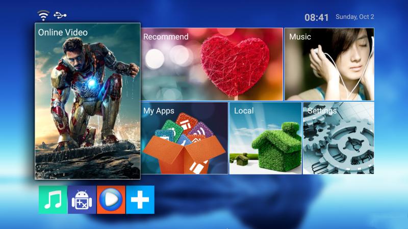Обзор Android-приставки к телевизору SCISHION V88 Piano Smart