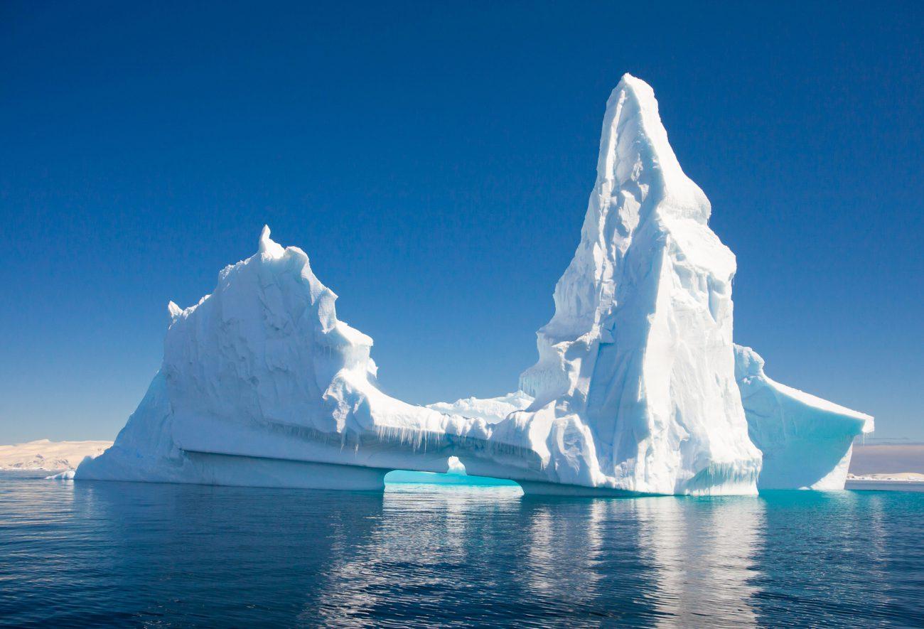 В России создали радар для наблюдения за дрейфующими айсбергами