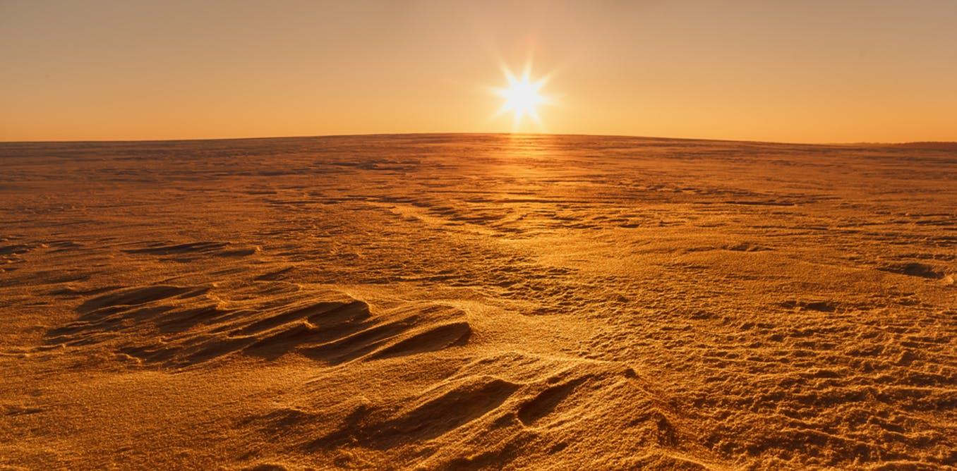 Марсианская луна могла появиться от столкновения с родной планетой