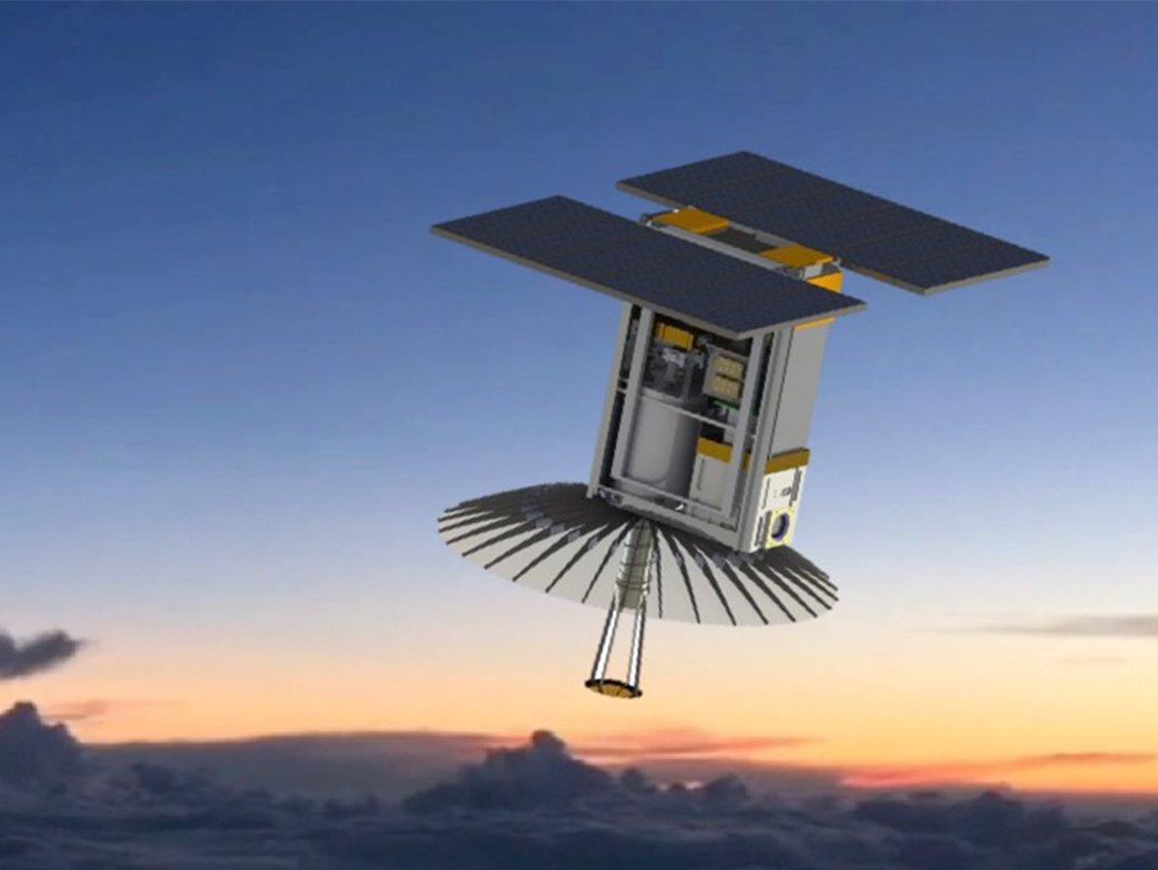 NASA тестирует миниатюрные спутники для отслеживания штормов