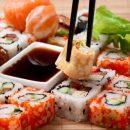 Заказываем суши в интернете