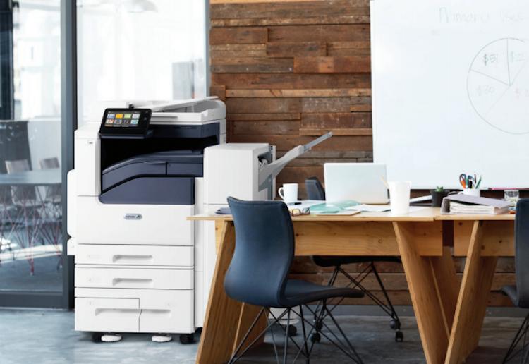 Xerox ConnectKey: как превратить принтер в смартфон