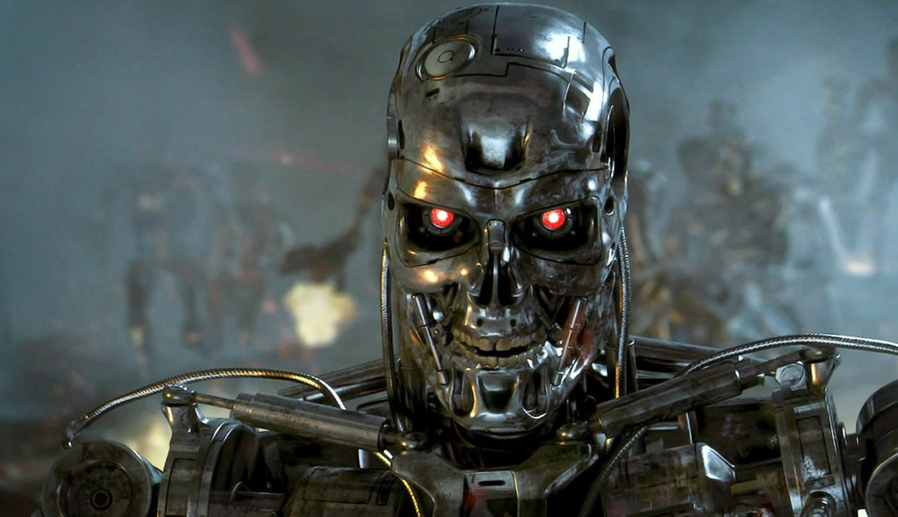 Китайский завод позволит роботам создавать себе подобных