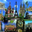 Комфортабельные автобусные туры по всей Европе