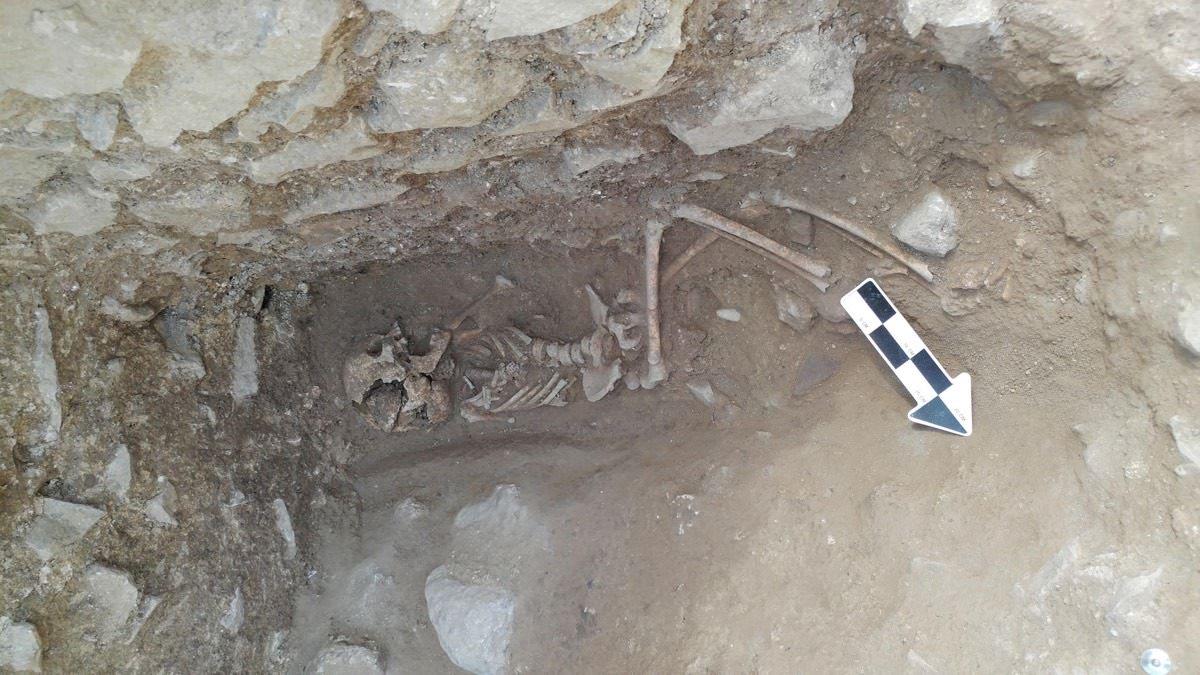 В Италии найдено захоронение «Вампира Луньяно»