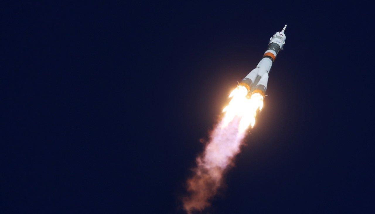 На ракете «Союз» после старта аварийно отключились двигатели