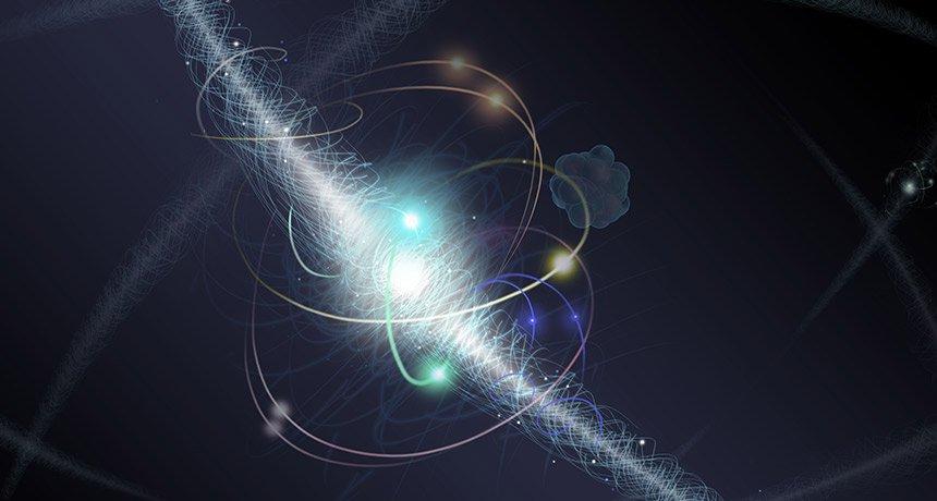 Оказывается, электрон почти идеально круглый. Что это значит для физики?