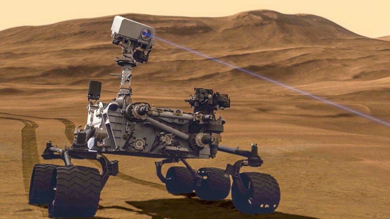 Откуда на Марсе метан? Ответ вот-вот будет дан