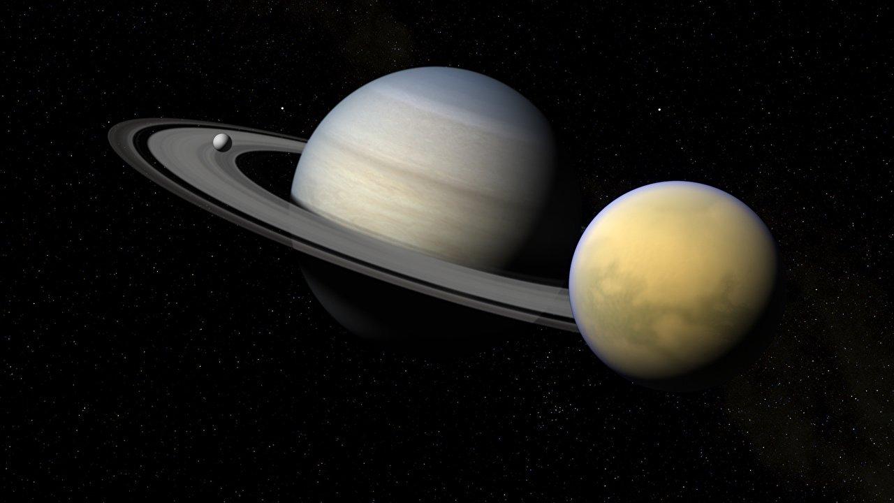 Как спутник Сатурна поможет улучшить двигатели на Земле?