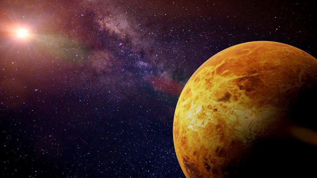 NASA хочет отправить людей на Венеру. Почему это отличная идея