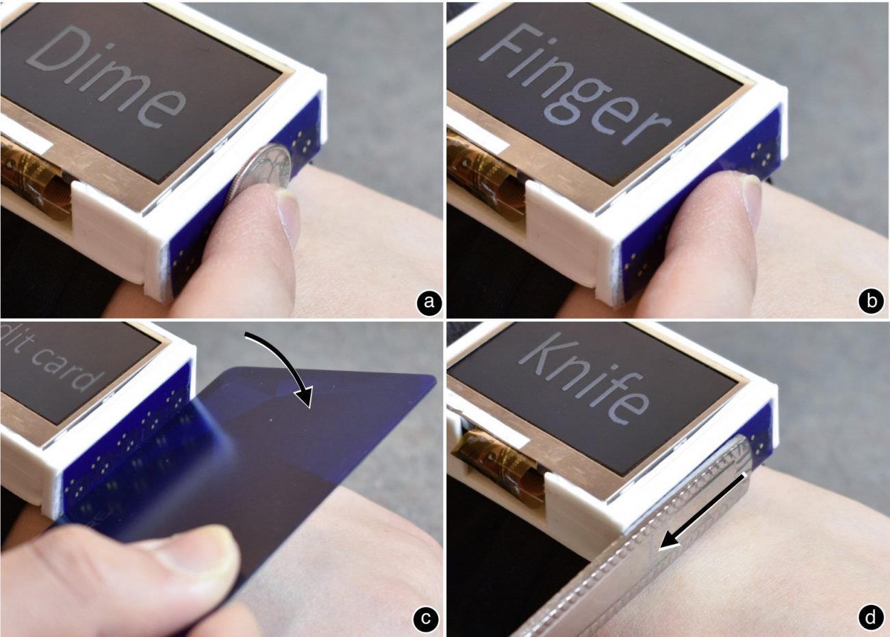 Новые умные часы смогут распознать любой предмет