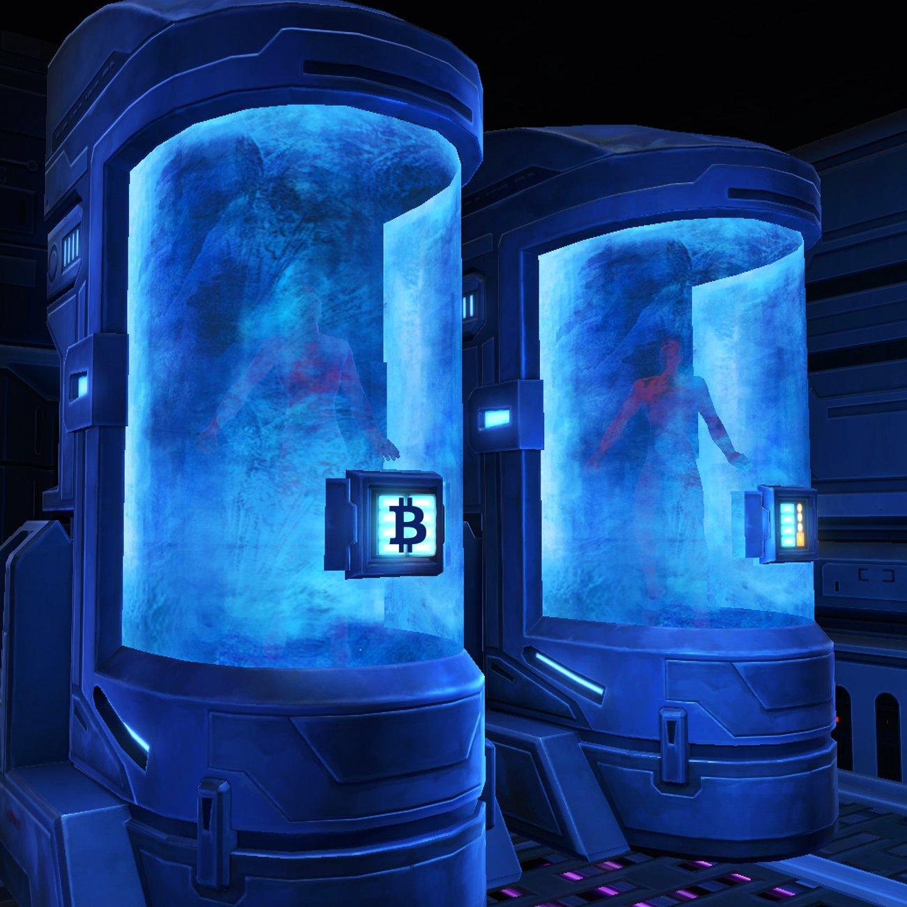 Какие тайны Биткоина прячет замороженный мозг Хала Финни?