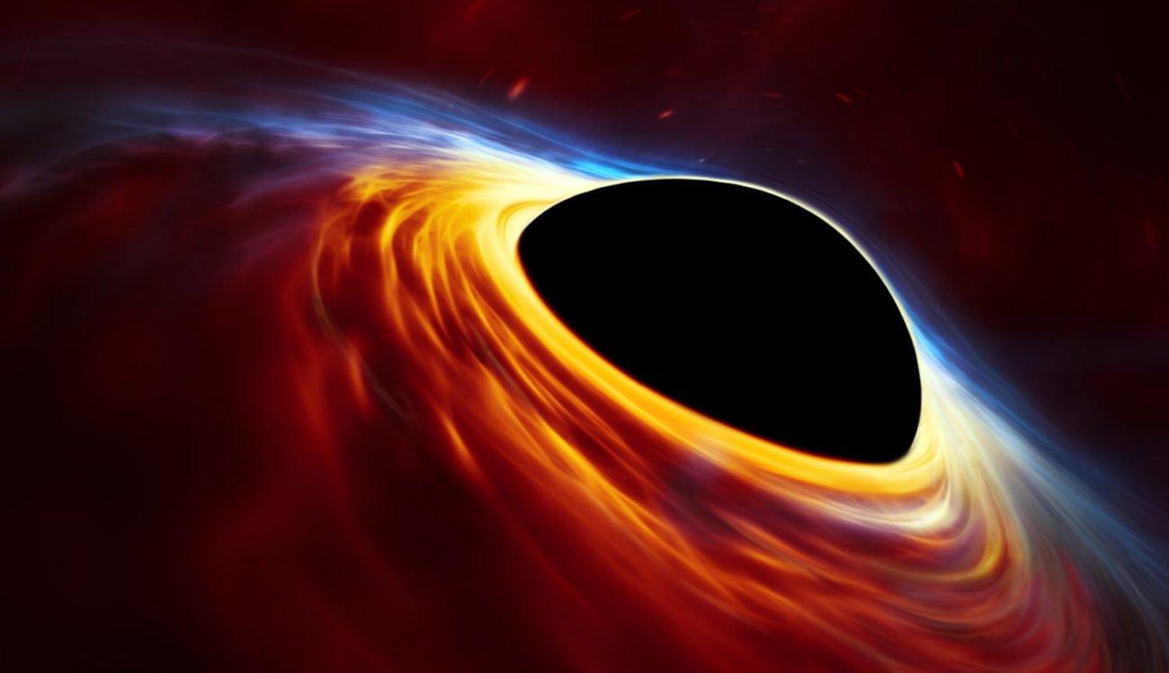Как побывать в черной дыре не выходя из дома?
