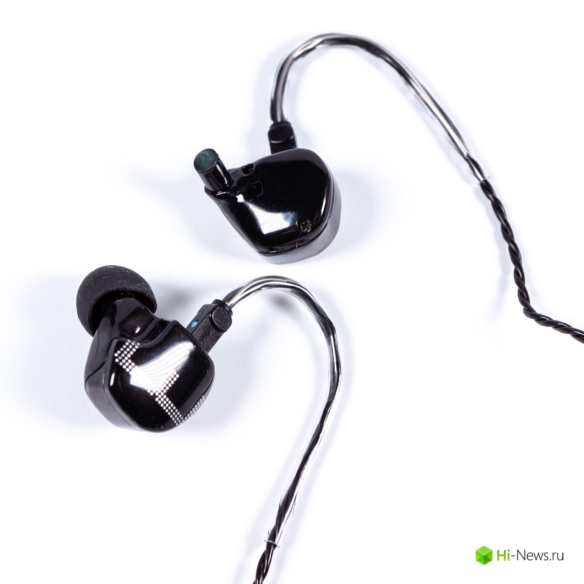 Обзор наушников EarSonics ES3 — фирменный звук из Франции