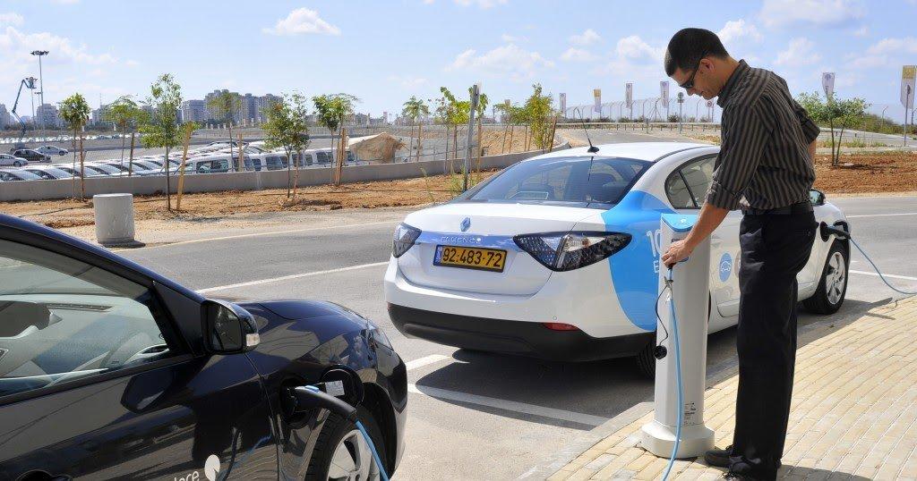 Израиль полностью откажется от бензинового и дизельного транспорта к 2030 году