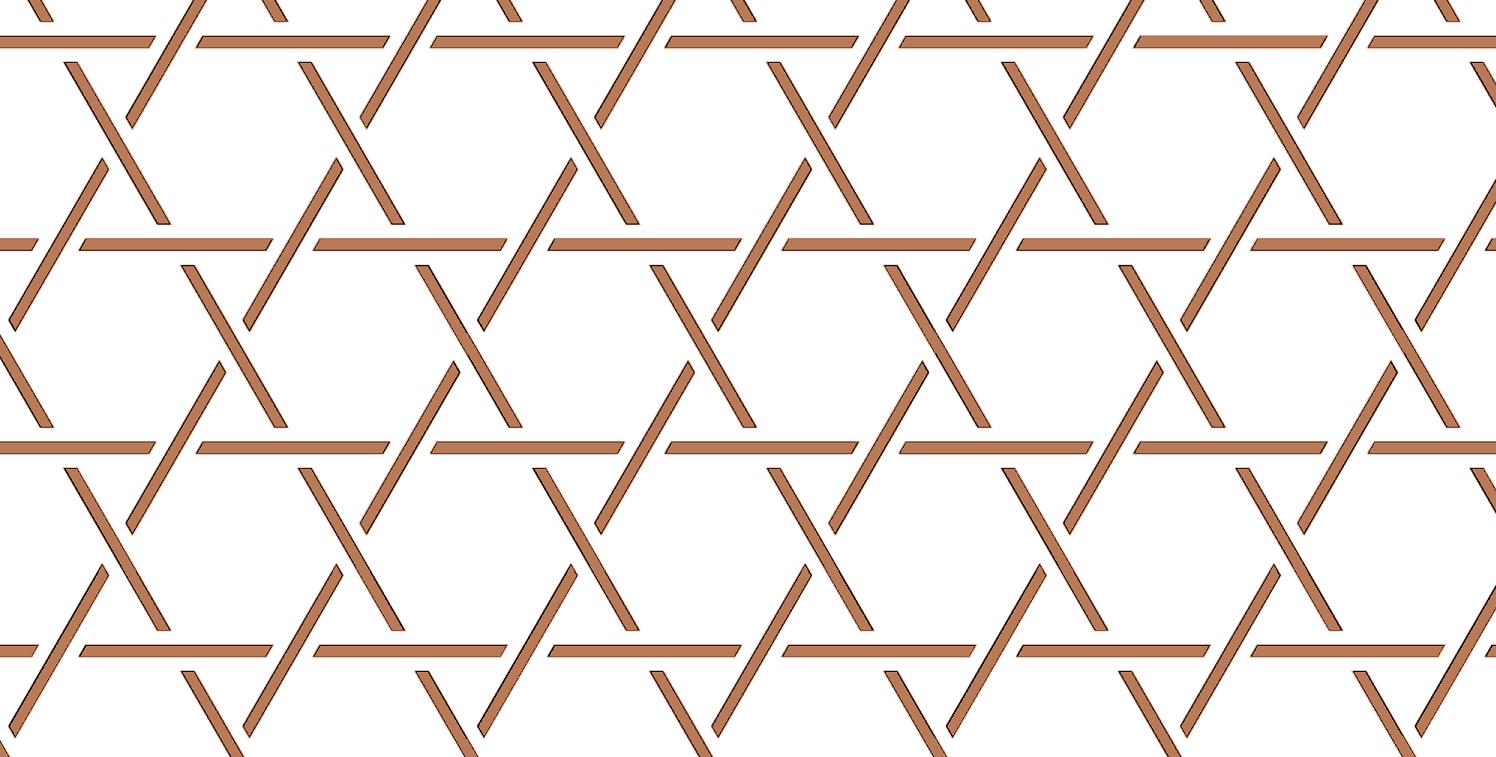 Ученые создали двумерную электронную решетку кагоме