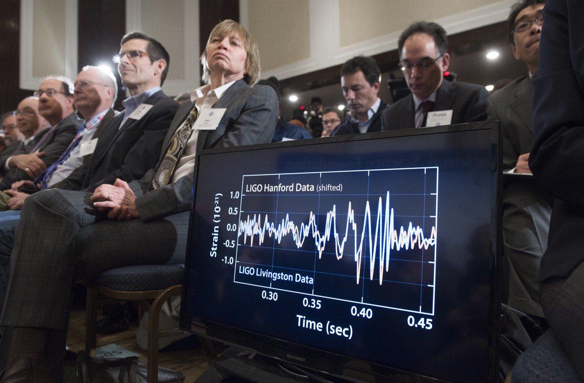 Датские физики усомнились в обнаружении гравитационных волн