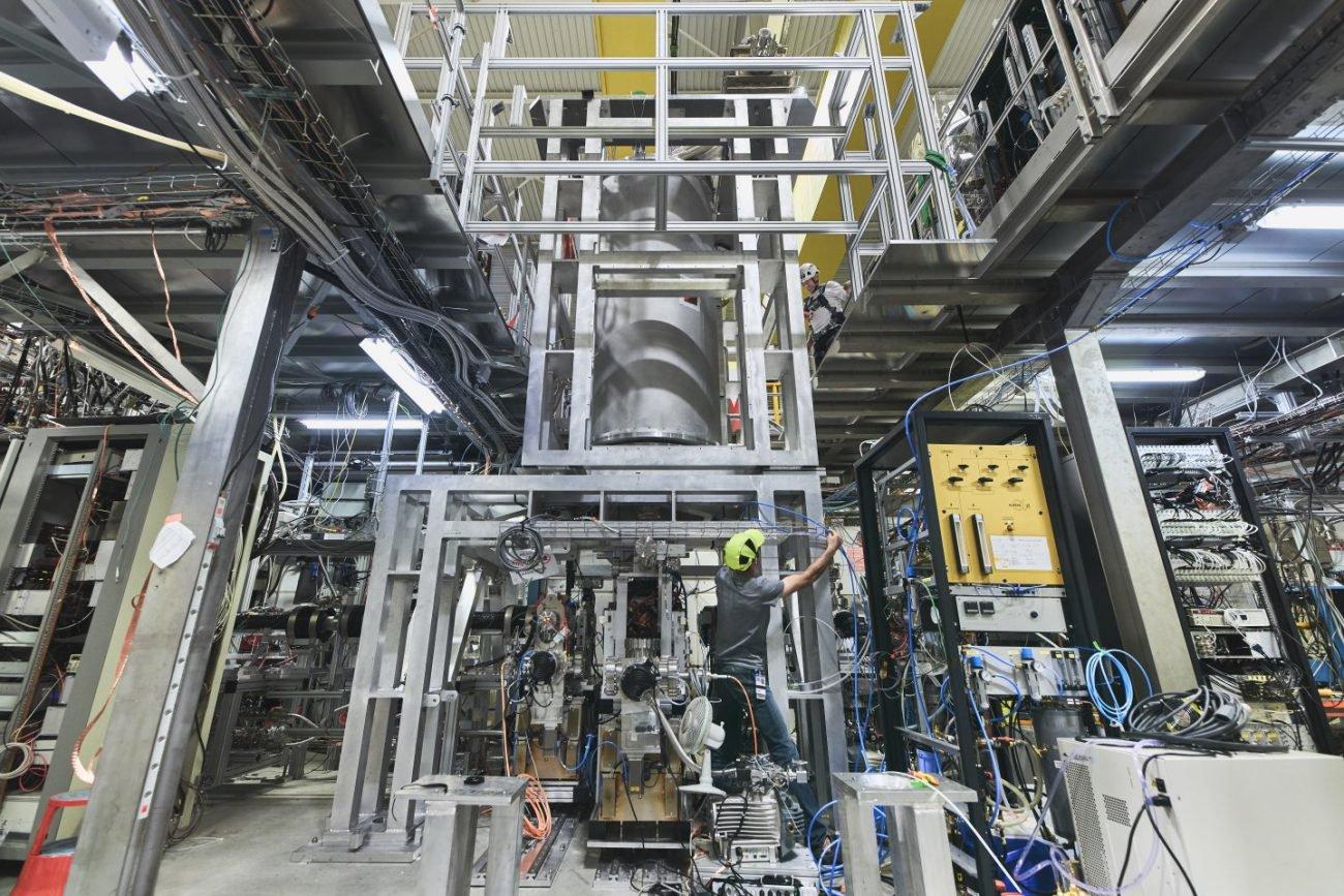 В CERN начинаются новые гравитационные эксперименты с антиматерией