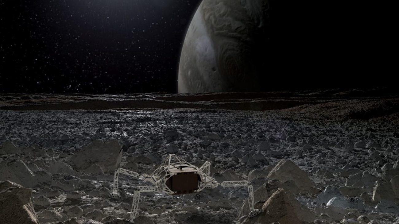NASA и Autodesk используют ИИ, который проектирует новые межпланетные посадочные модули