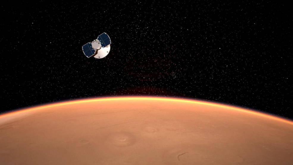 Зонд InSight добрался до Марса: хроника приземления в прямом эфире