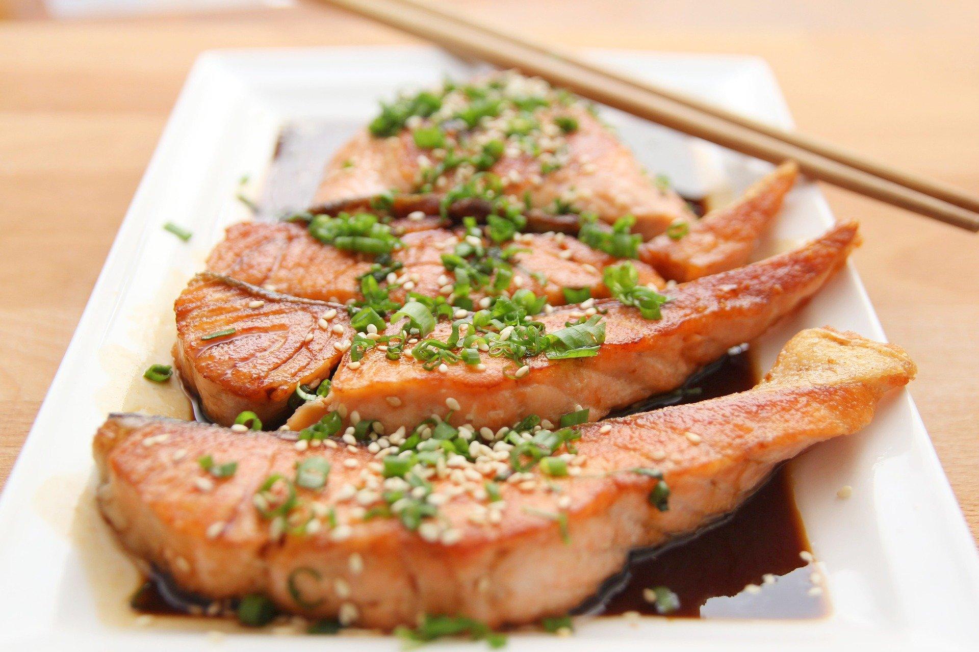 Обильная рыбная диета поможет в борьбе с астмой