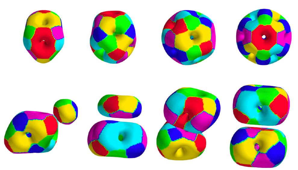 Ядерные «узелки» помогут раскрыть загадку атомов