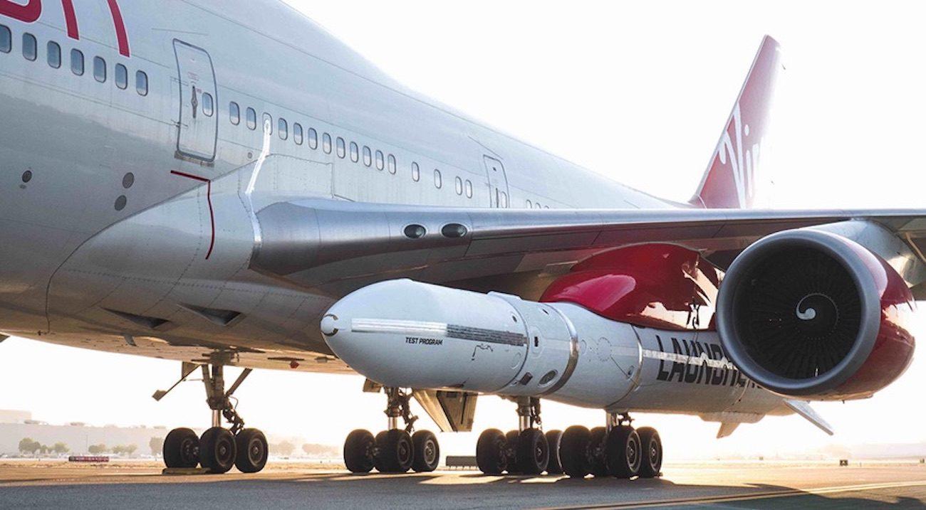 Virgin Orbit провела первый тестовый полет ракеты LauncherOne