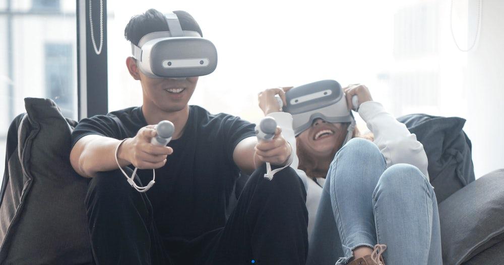 Анонсирована беспроводная VR-гарнитура с топовыми характеристиками и низкой ценой