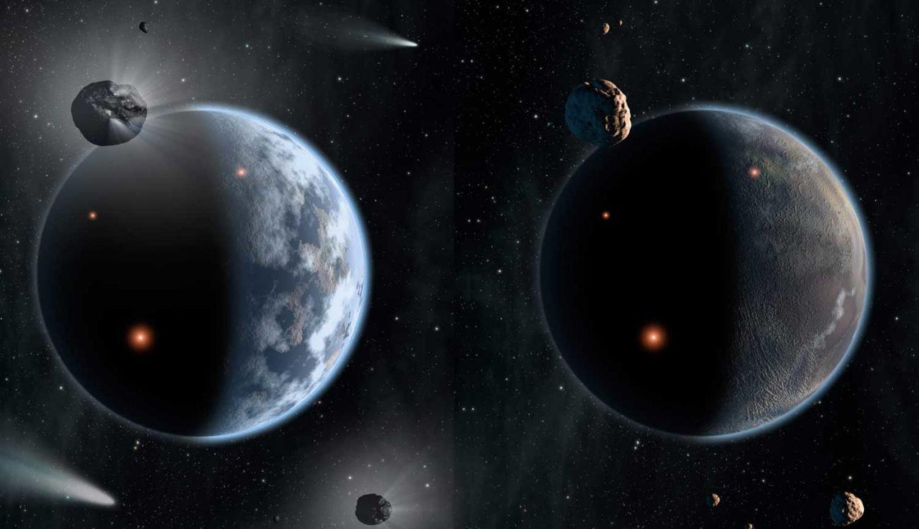 Ученые нашли новый тип планет, состоящих из драгоценных камней
