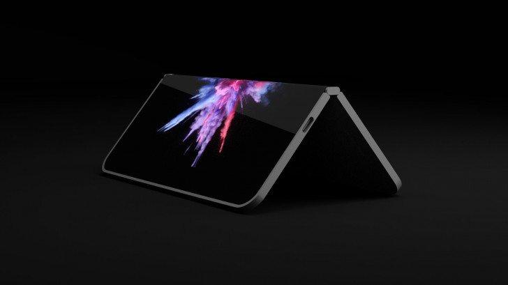 Гибкий Windows-смартфон. Чем порадует его ОС